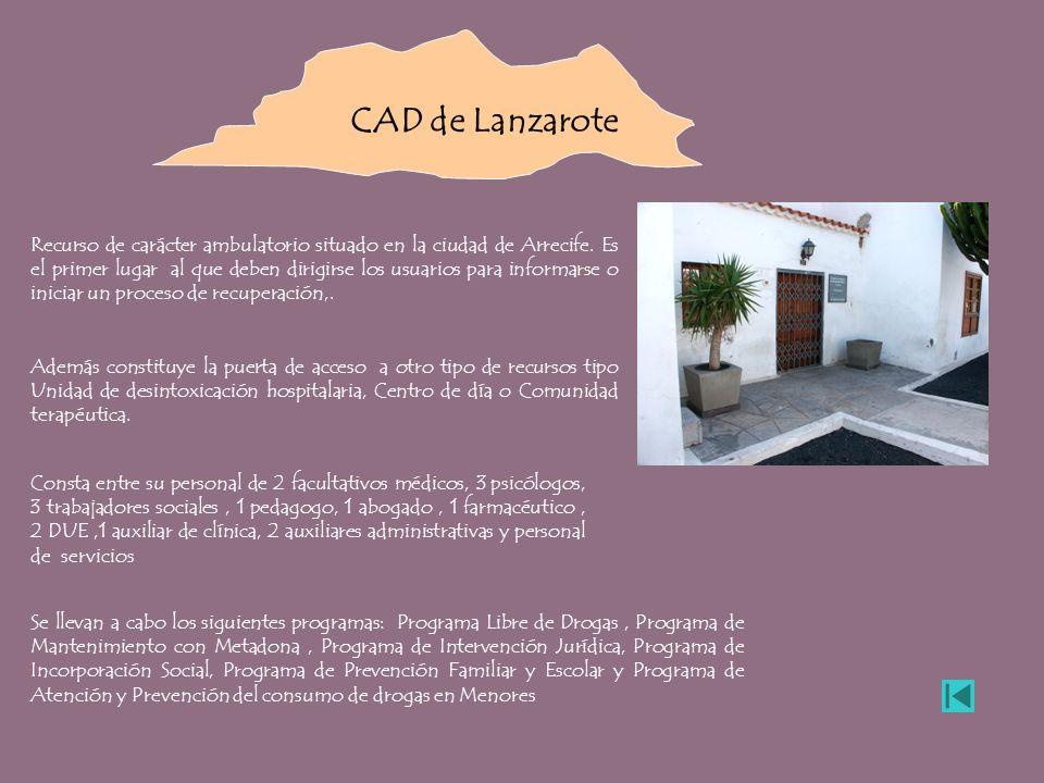 CAD de Lanzarote