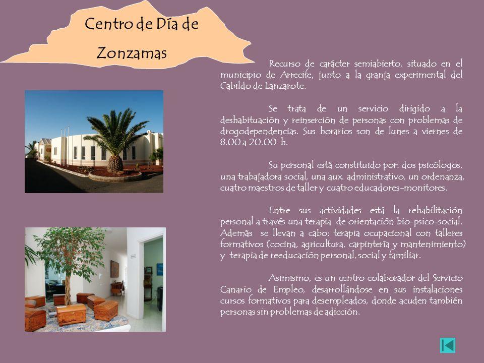 Centro de Día de Zonzamas
