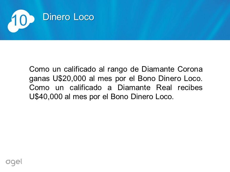 10 Dinero Loco.