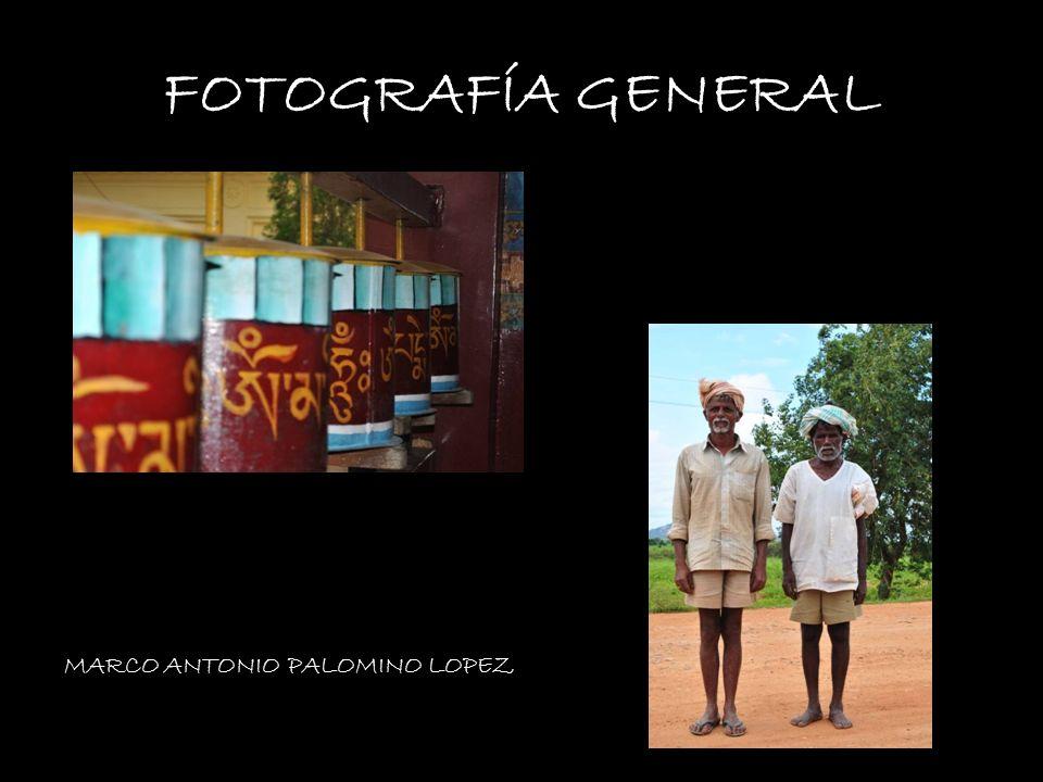 FOTOGRAFÍA GENERAL VANESA BRENES MARCO ANTONIO PALOMINO LOPEZ