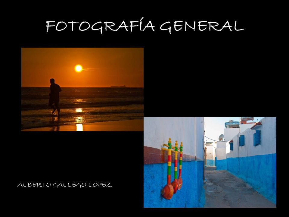 FOTOGRAFÍA GENERAL VANESA BRENES ALBERTO GALLEGO LOPEZ