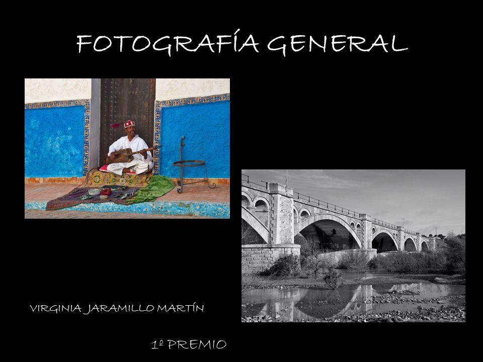FOTOGRAFÍA GENERAL VANESA BRENES VIRGINIA JARAMILLO MARTÍN 1º PREMIO