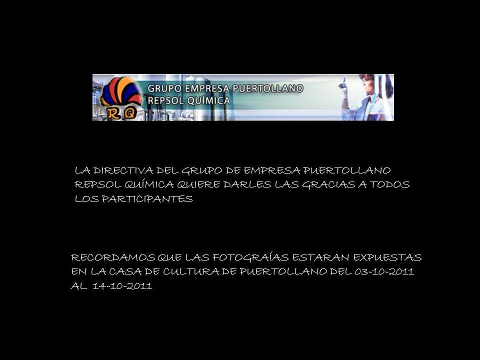LA DIRECTIVA DEL GRUPO DE EMPRESA PUERTOLLANO