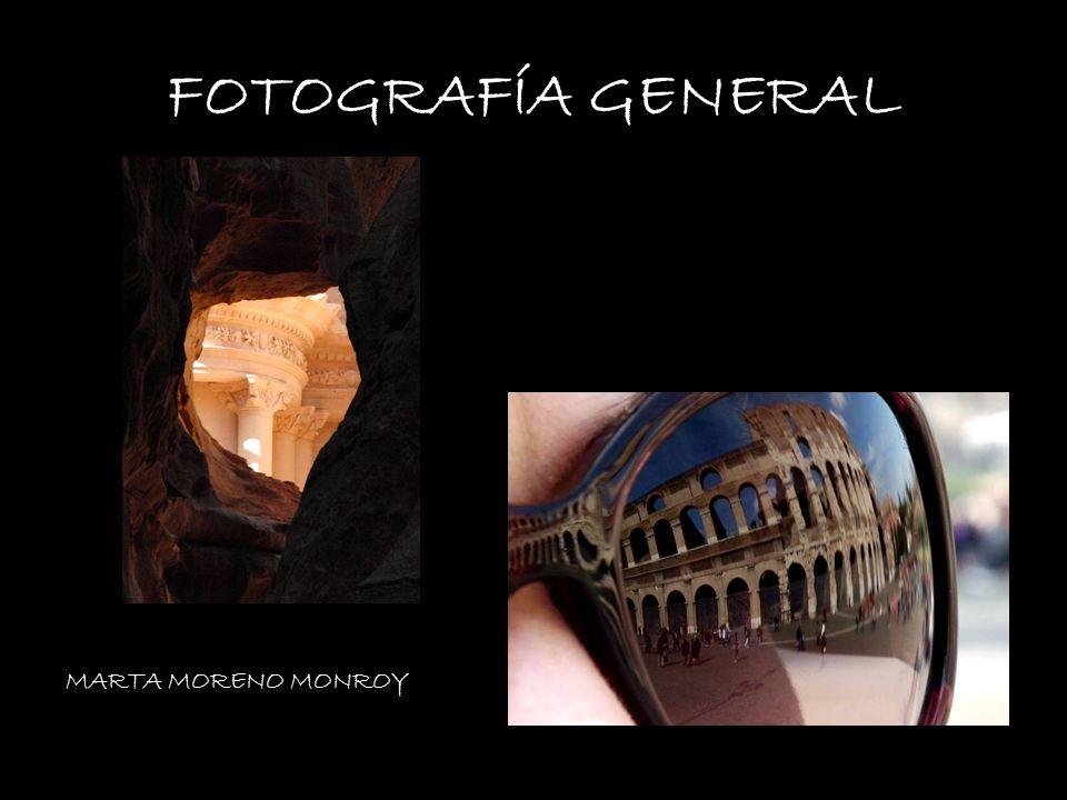 FOTOGRAFÍA GENERAL VANESA BRENES MARTA MORENO MONROY
