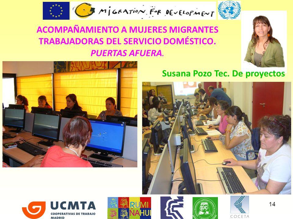 Susana Pozo Tec. De proyectos