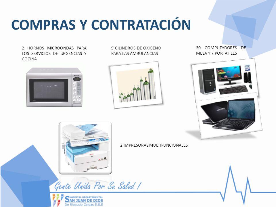 COMPRAS Y CONTRATACIÓN