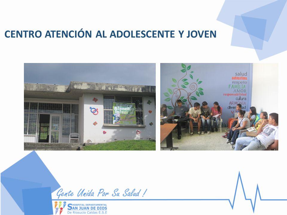 CENTRO ATENCIÓN AL ADOLESCENTE Y JOVEN