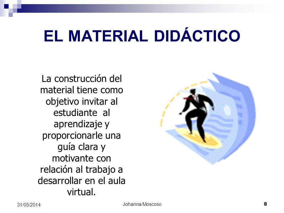 EL MATERIAL DIDÁCTICO