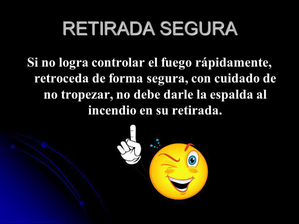 RETIRADA SEGURA