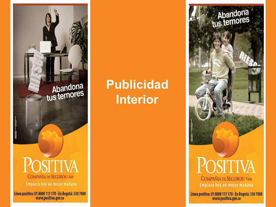Publicidad Interior