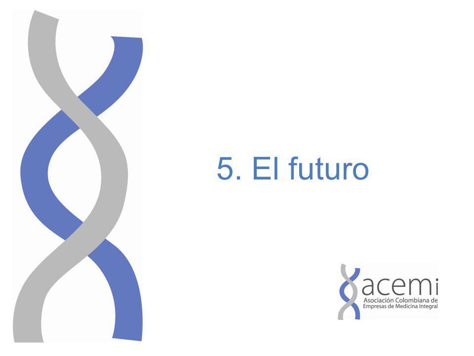 5. El futuro