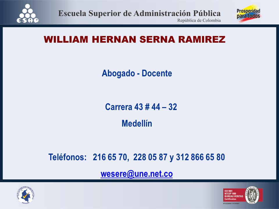 WILLIAM HERNAN SERNA RAMIREZ