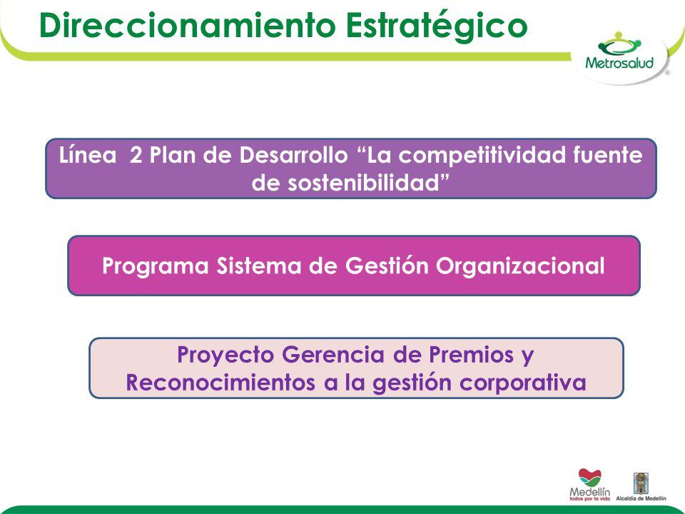 Programa Sistema de Gestión Organizacional
