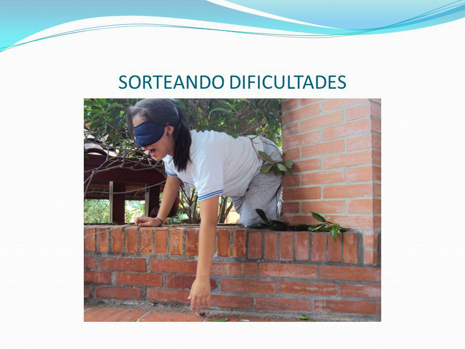SORTEANDO DIFICULTADES