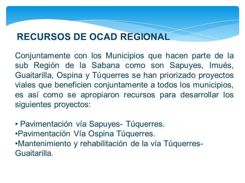 Pavimentación vía Sapuyes- Túquerres.