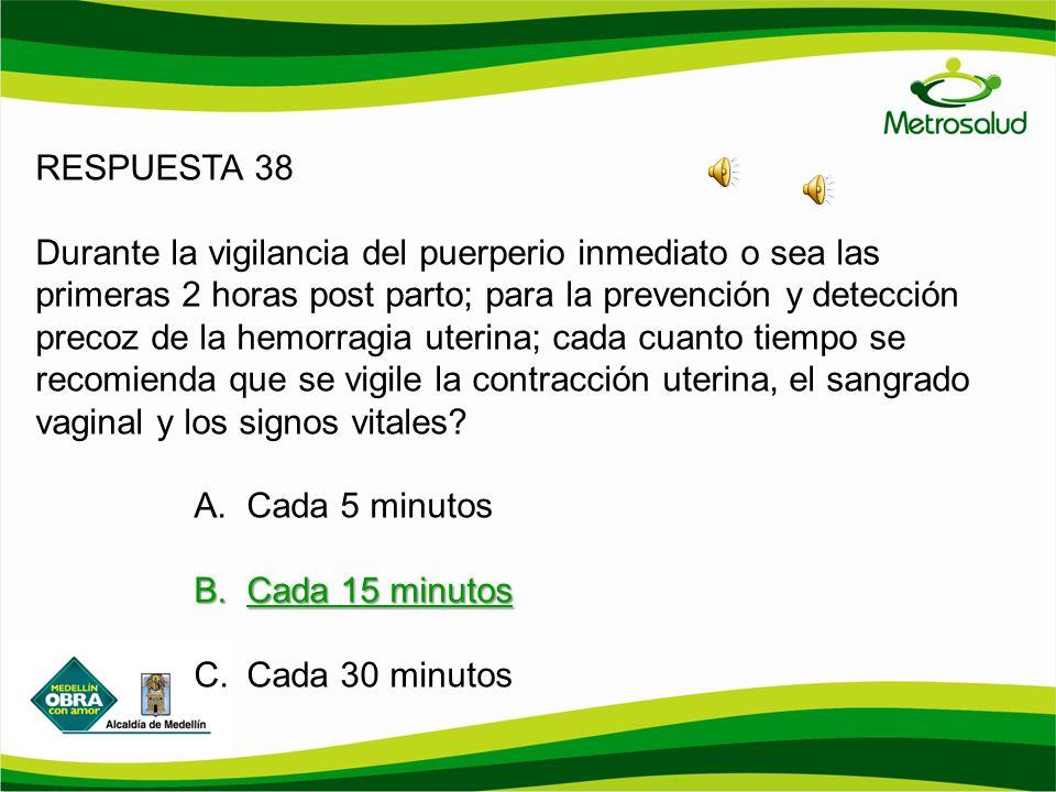 RESPUESTA 38