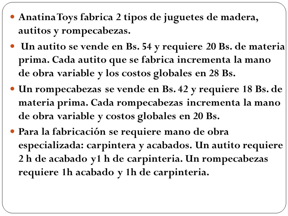 Anatina Toys fabrica 2 tipos de juguetes de madera, autitos y rompecabezas.