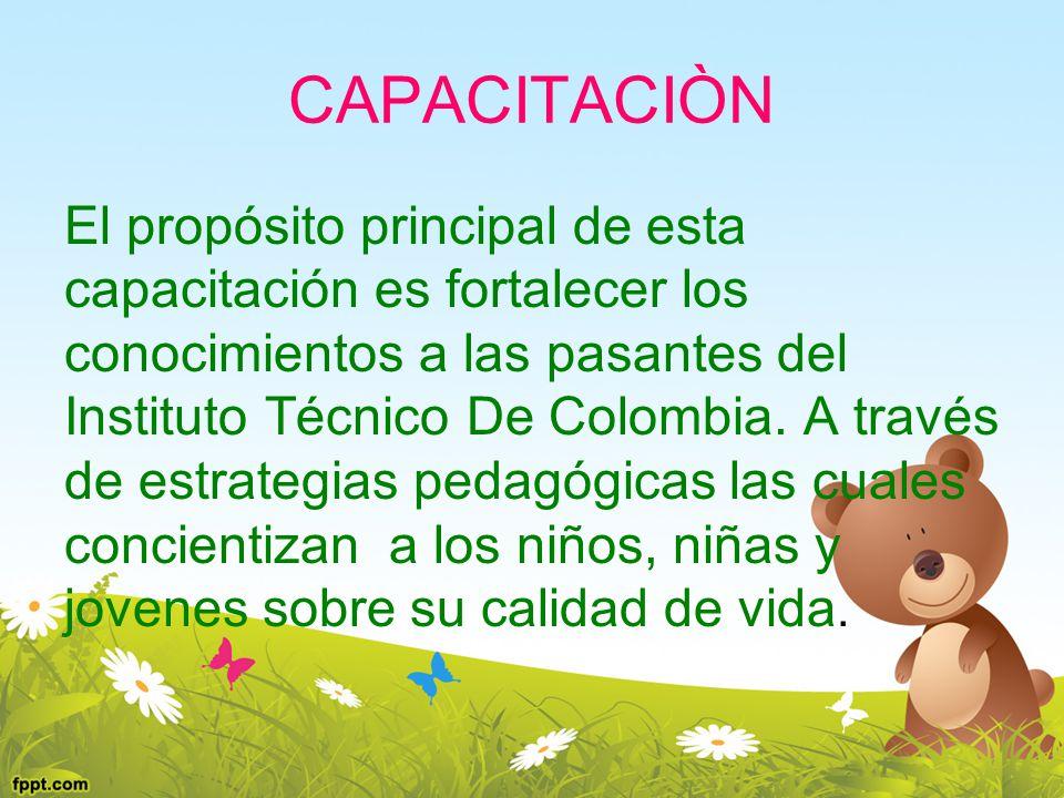 CAPACITACIÒN