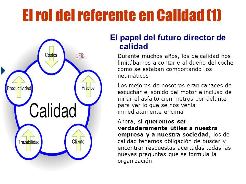El rol del referente en Calidad (1)