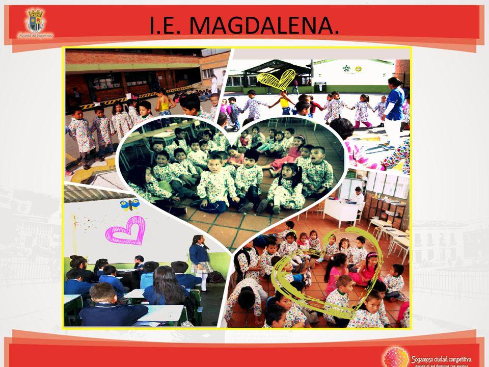 I.E. MAGDALENA.