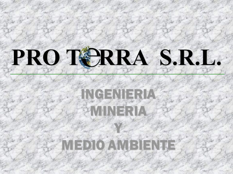 INGENIERIA MINERIA Y MEDIO AMBIENTE