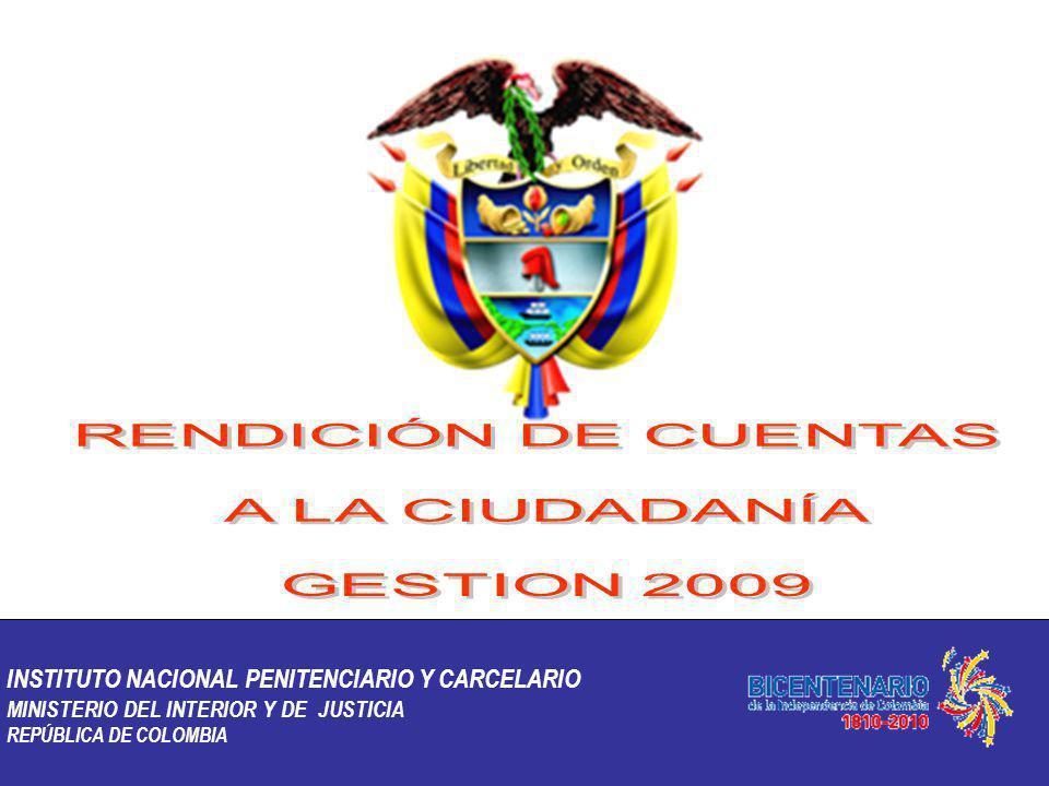 RENDICIÓN DE CUENTAS A LA CIUDADANÍA GESTION 2009