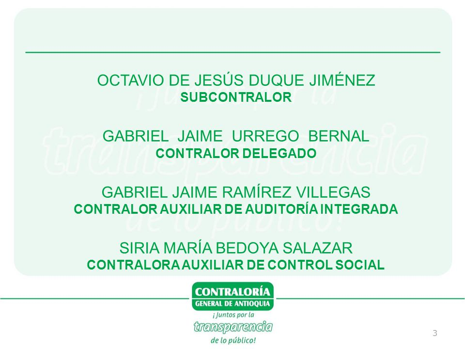 OCTAVIO DE JESÚS DUQUE JIMÉNEZ