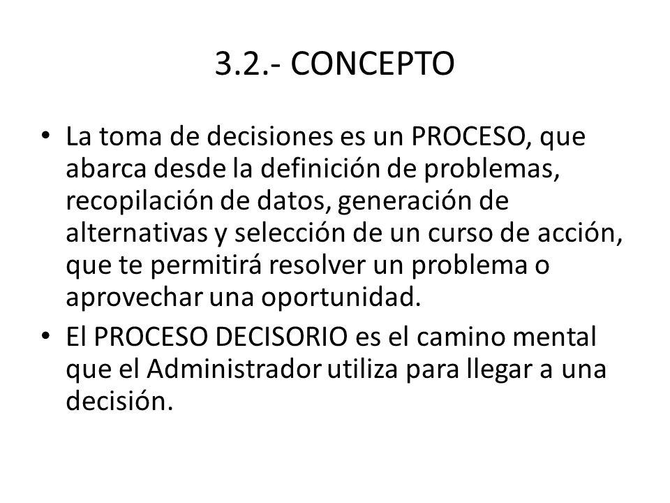 3.2.- CONCEPTO