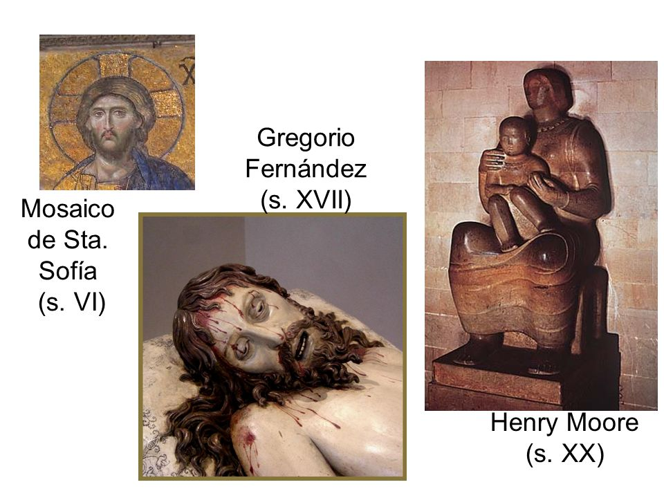 Mosaico de Sta. Sofía (s. VI)