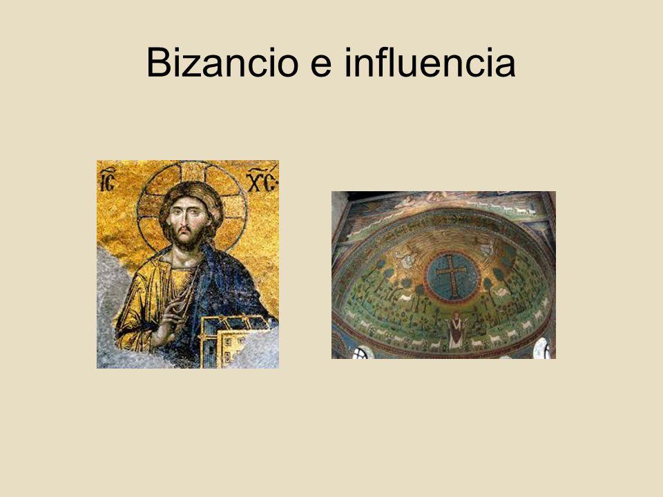 Bizancio e influencia