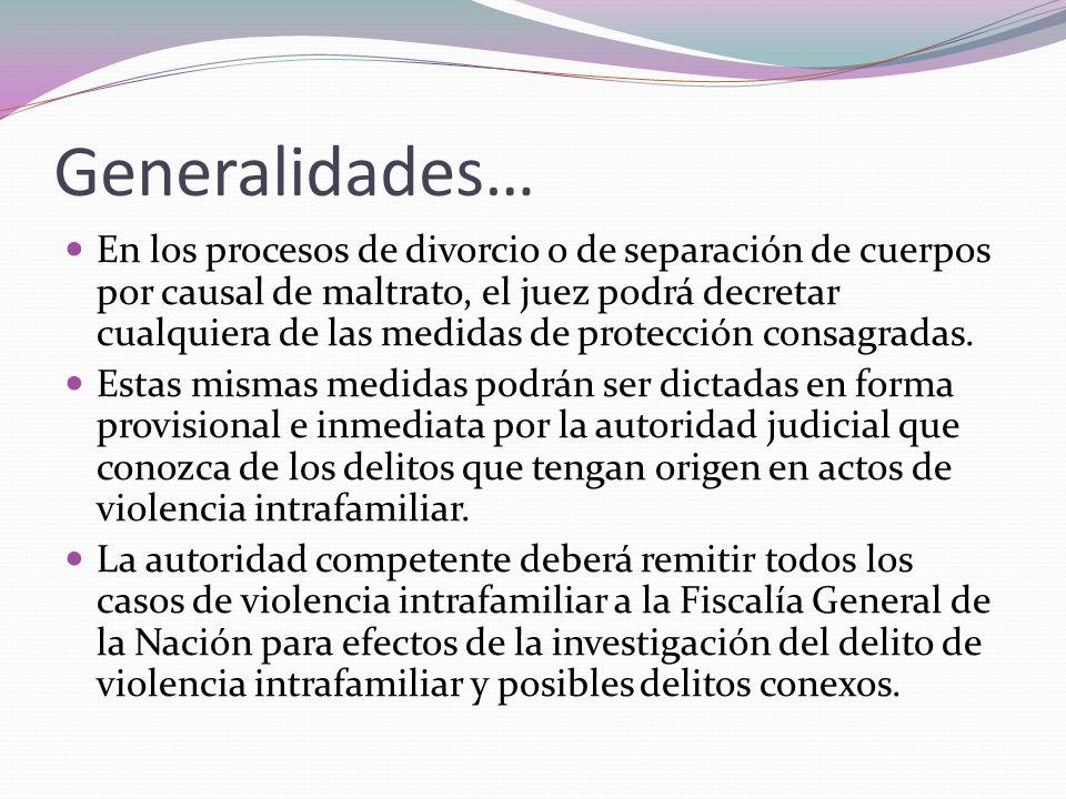 Generalidades…