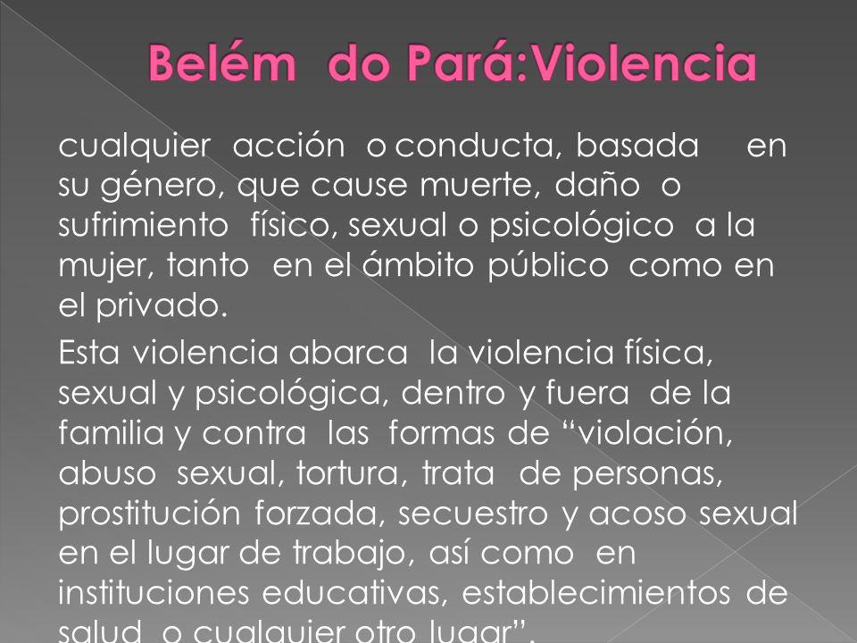 Belém do Pará: Violencia
