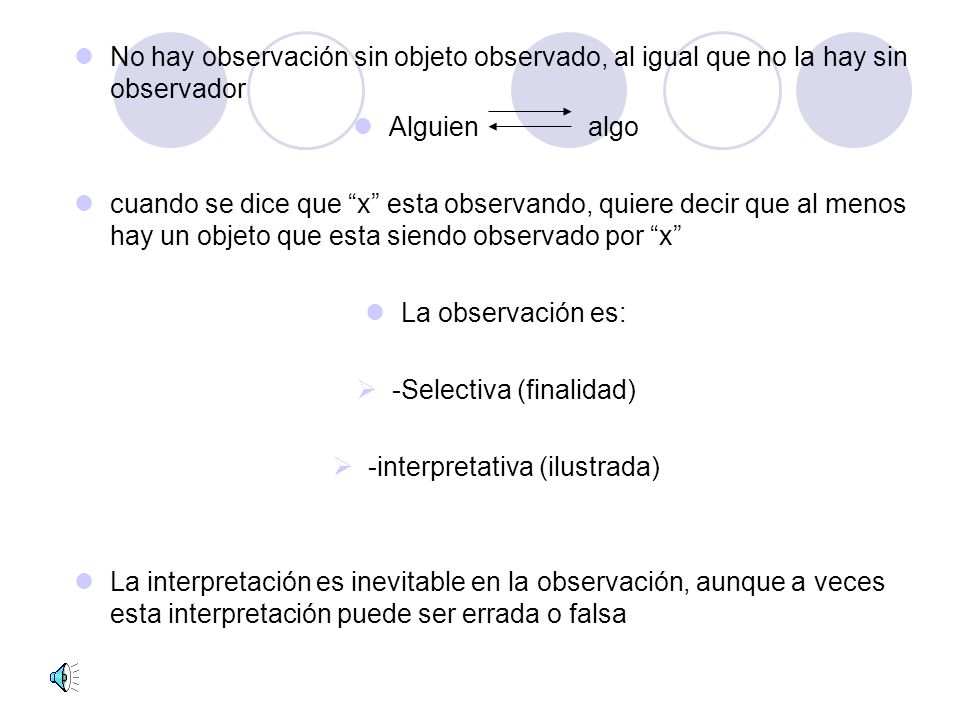 -Selectiva (finalidad) -interpretativa (ilustrada)