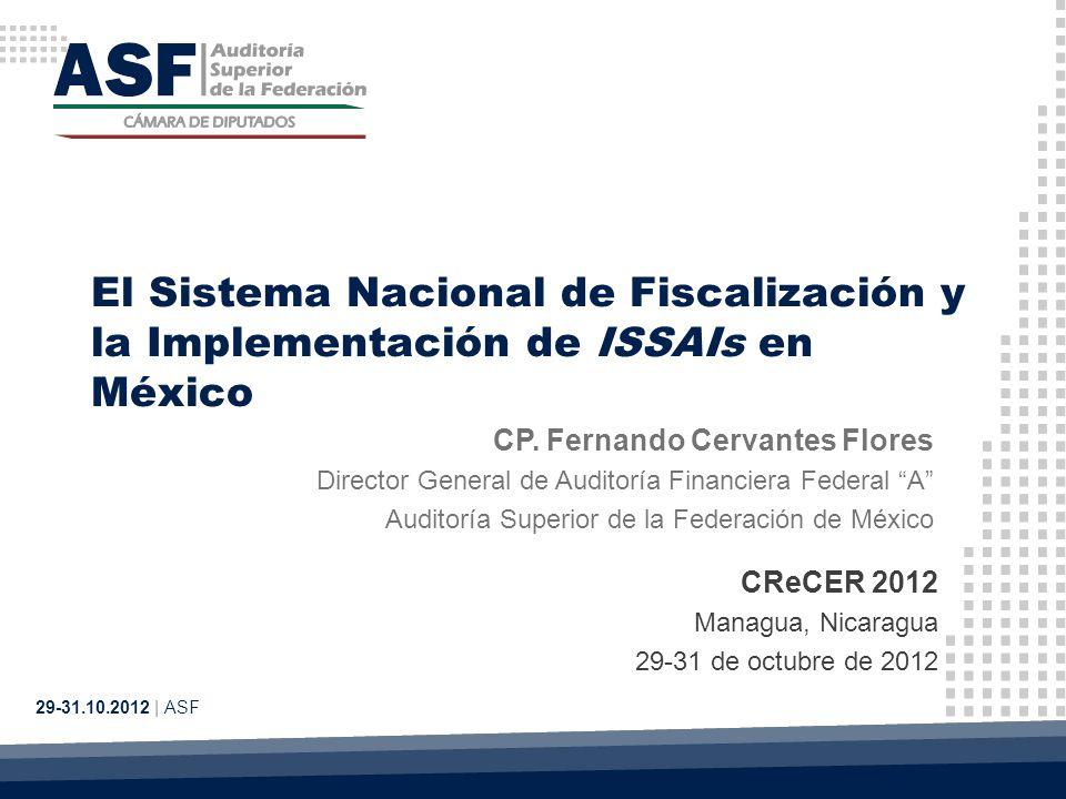 CReCER 2012 Managua, Nicaragua 29-31 de octubre de 2012