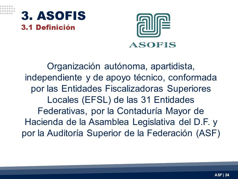 3. ASOFIS 3.1 Definición