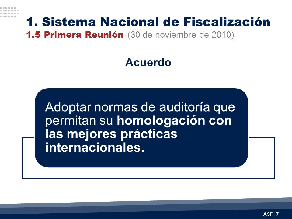 1. Sistema Nacional de Fiscalización 1