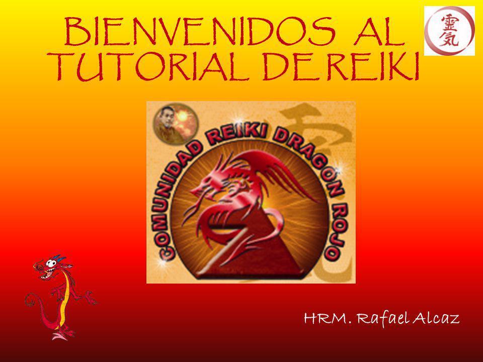 BIENVENIDOS AL TUTORIAL DE REIKI