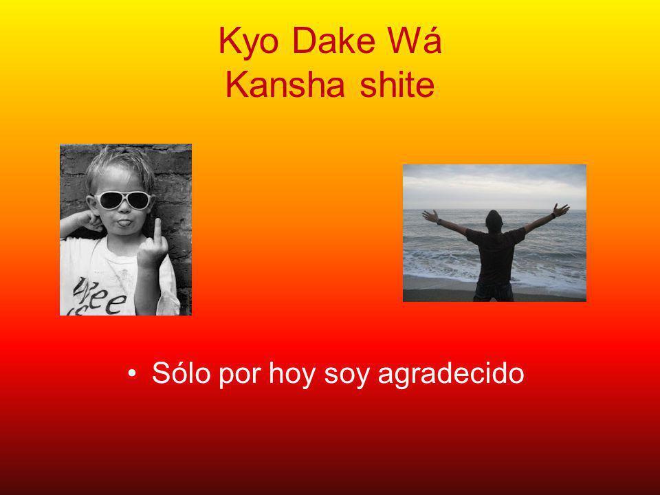 Kyo Dake Wá Kansha shite