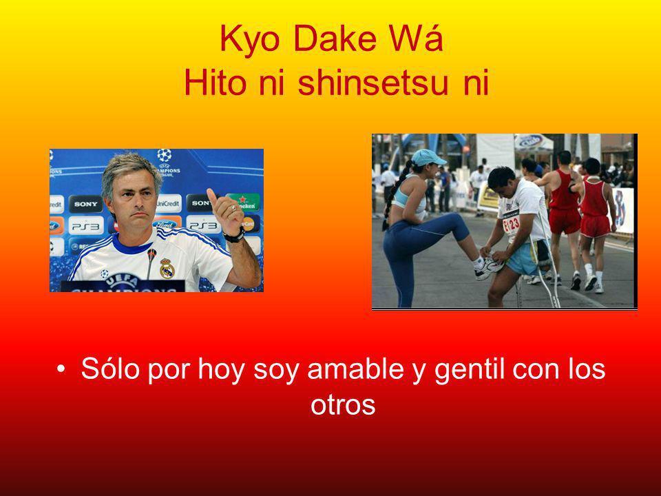 Kyo Dake Wá Hito ni shinsetsu ni