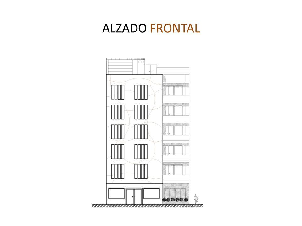ALZADO FRONTAL
