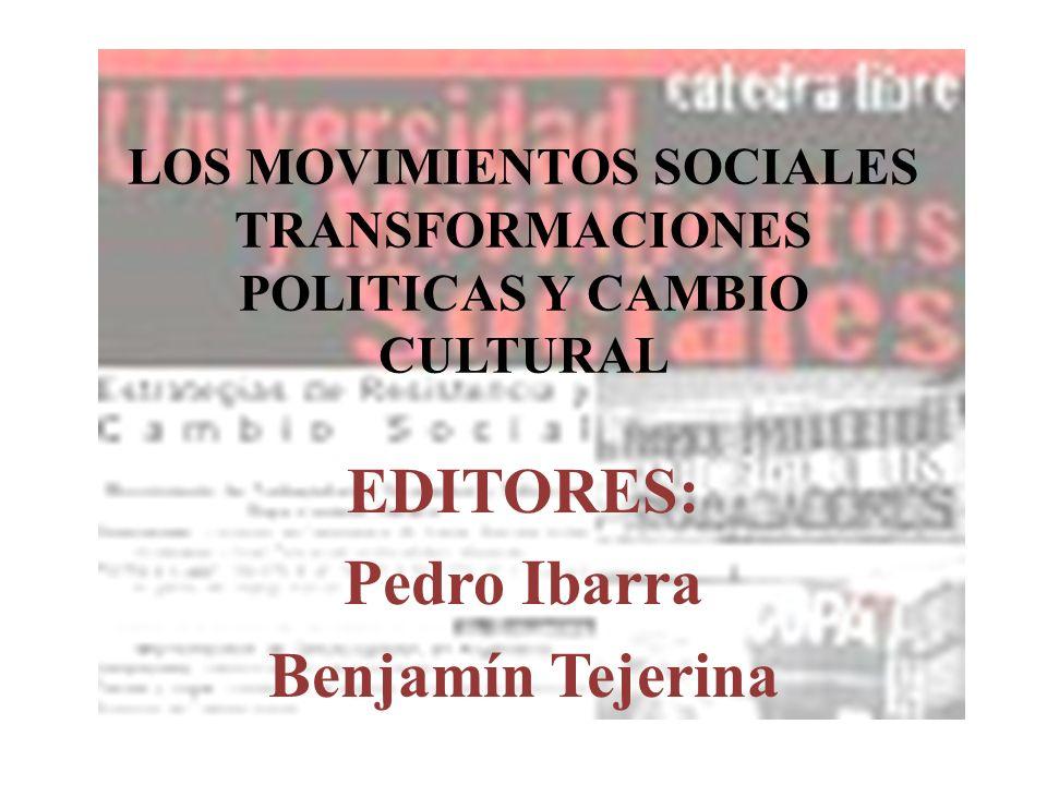 LOS MOVIMIENTOS SOCIALES TRANSFORMACIONES POLITICAS Y CAMBIO CULTURAL