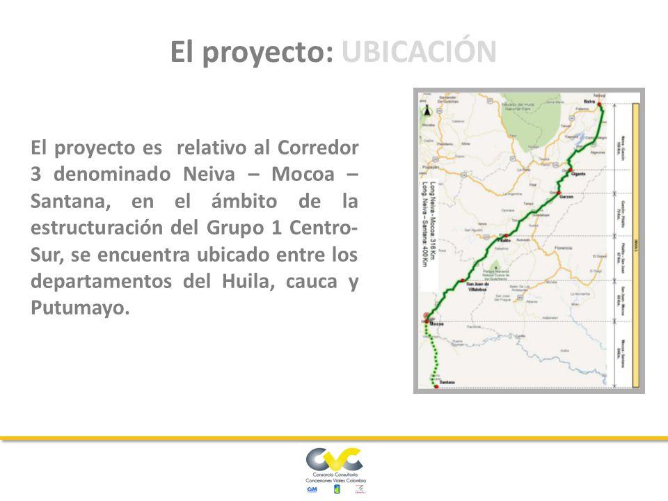 El proyecto: UBICACIÓN