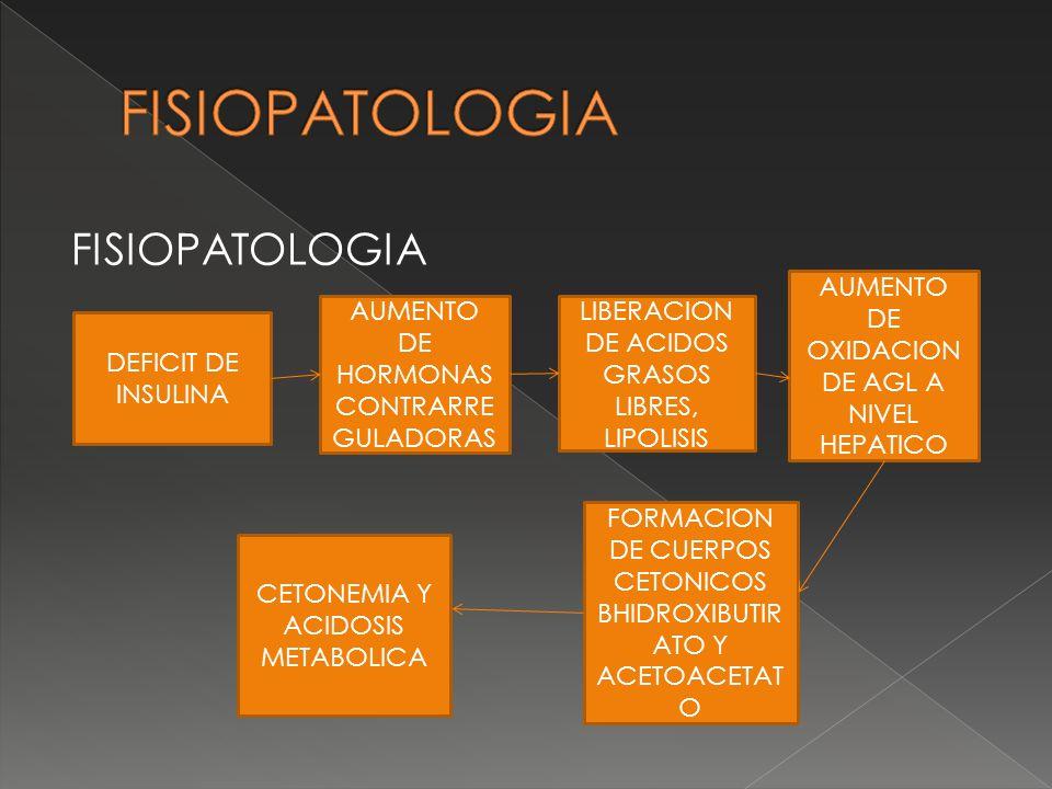 FISIOPATOLOGIA FISIOPATOLOGIA