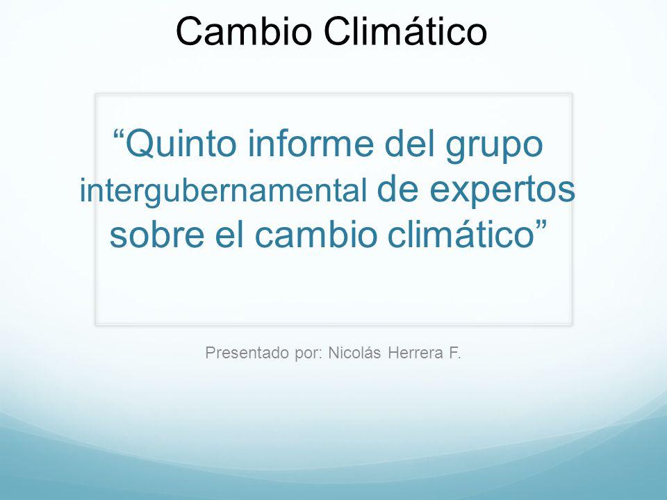 Presentado por: Nicolás Herrera F.