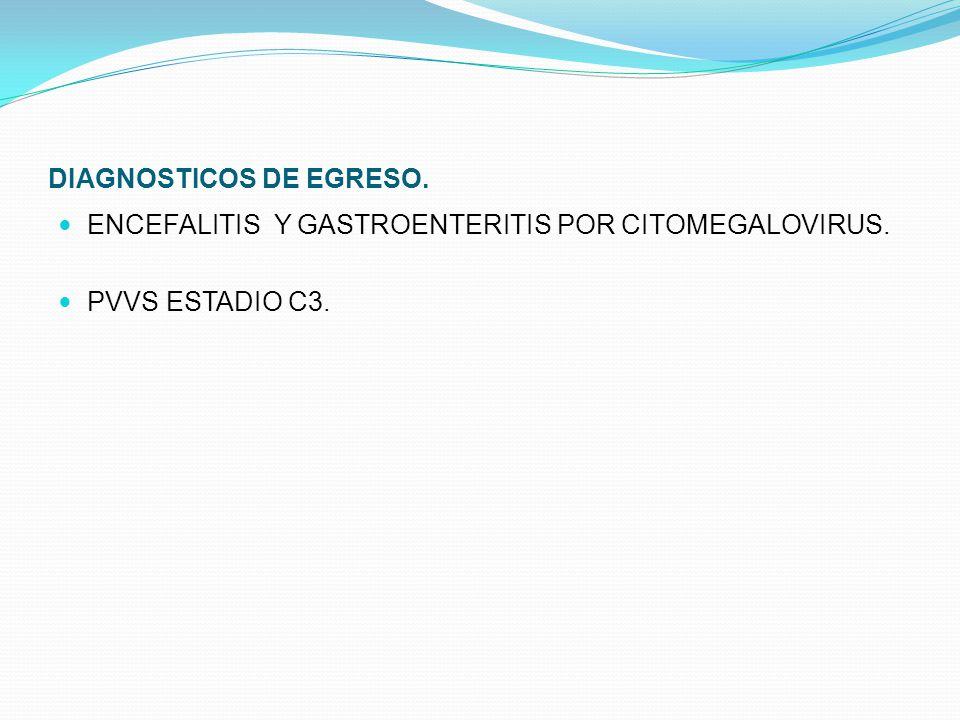 DIAGNOSTICOS DE EGRESO.