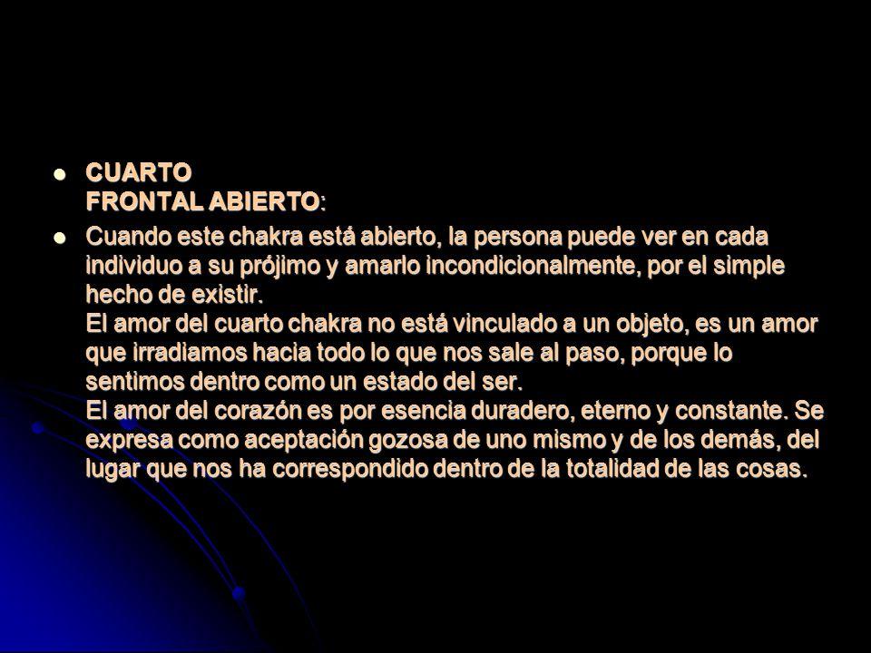 CUARTO FRONTAL ABIERTO: