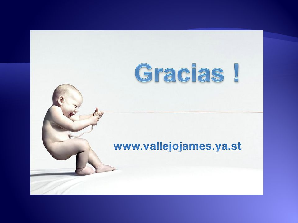 Gracias! Gracias ! www.vallejojames.ya.st