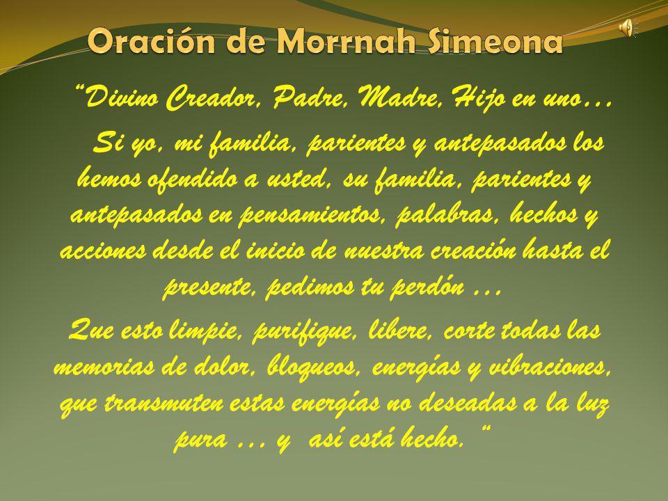 Oración de Morrnah Simeona