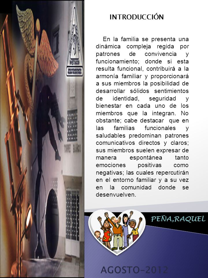 AGOSTO-2012 INTRODUCCIÓN PEÑA,RAQUEL