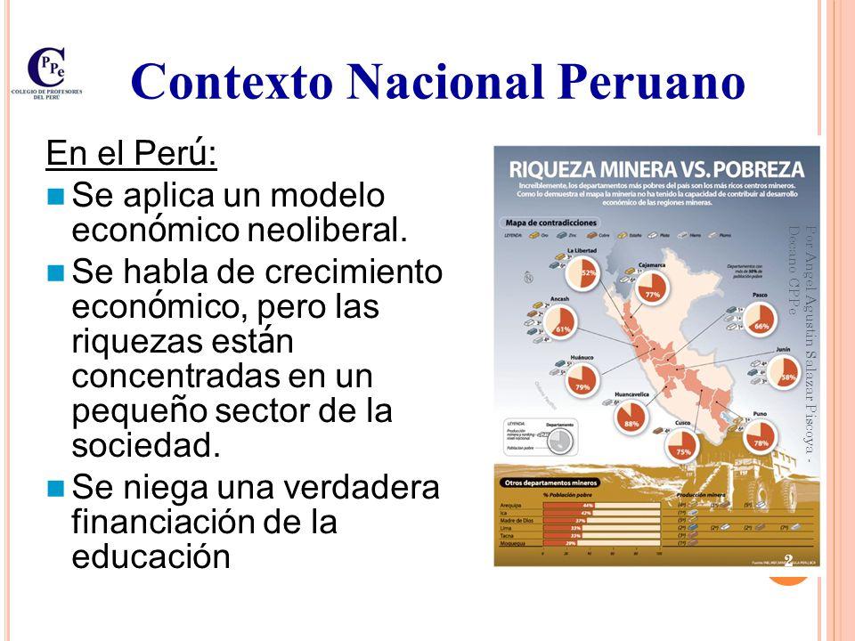 Colegio de Profesores del Perú